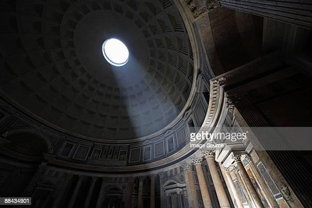 pantheon rome - pantheon rome stock photos and pictures