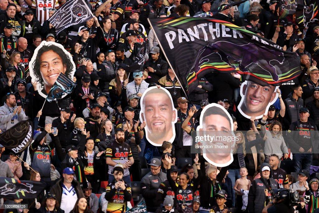 NRL Rd 12 - Panthers v Bulldogs : News Photo