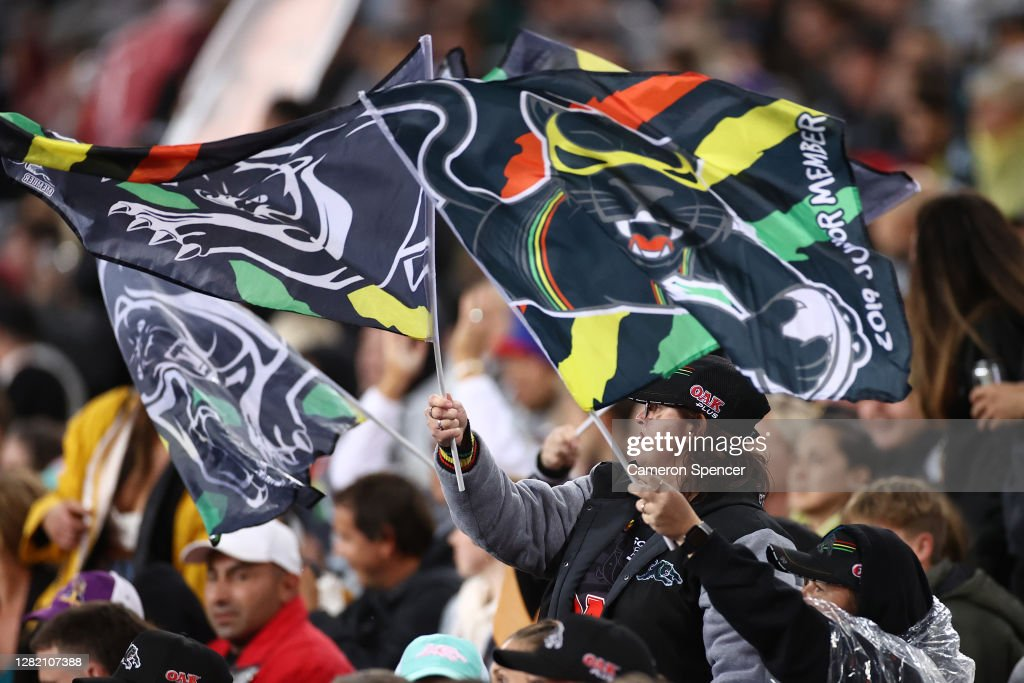 2020 NRL Grand Final - Panthers v Storm : News Photo