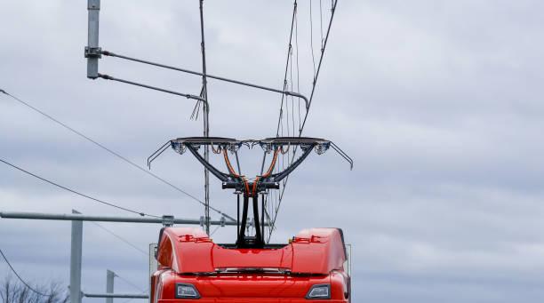 DEU: Electric Scania AB Trucks Operate on e-Highway