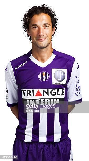 Pantxi Sirieix Portrait Officiel Toulouse Ligue 1 Saada / Icon Sport/MB Media
