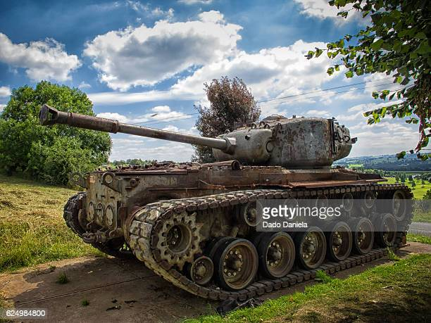 panzer - armored tank stock photos and pictures