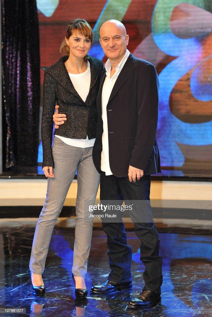 """""""Zelig"""" Italian TV Show: Photocall"""