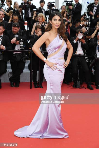Paola Elsitt attends the opening ceremony and screening of The Dead Don't Die during the 72nd annual Cannes Film Festival on May 14 2019 in Cannes...