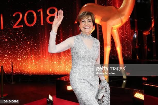 Paola Felix during the Bambi Awards 2018 Arrivals at Stage Theater on November 16 2018 in Berlin Germany