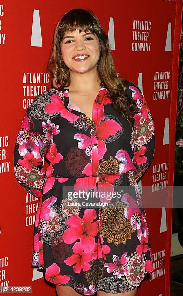 Paola LazaroMunoz attends 2016 Atlantic Theater Company Actors' Choice Gala at The Pierre Hotel on March 7 2016 in New York City