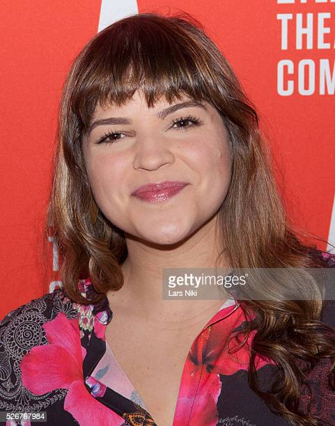 Paola LazaroMunoz attends the 2016 Atlantic Theater Company Actors' Choice Gala at the Pierre Hotel in New York City �� LAN