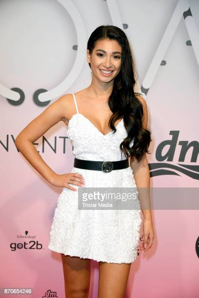 Paola Maria attends the GLOW The Beauty Convention at Station on November 4 2017 in Berlin Germany