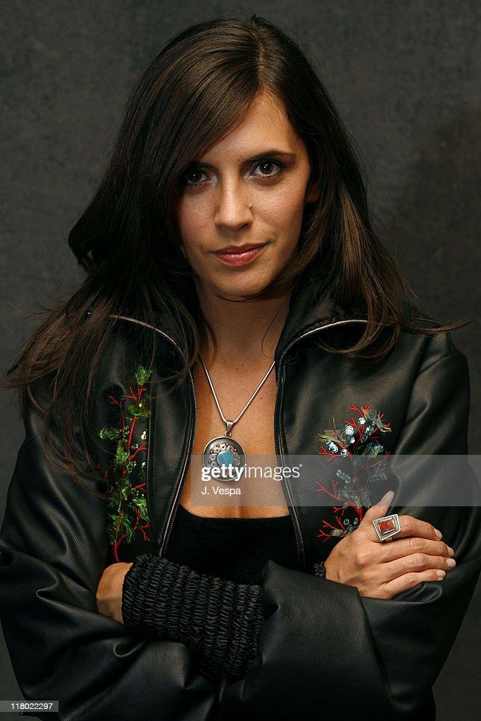 "2007 Sundance Film Festival - ""Padre Nuestro"" Portraits"