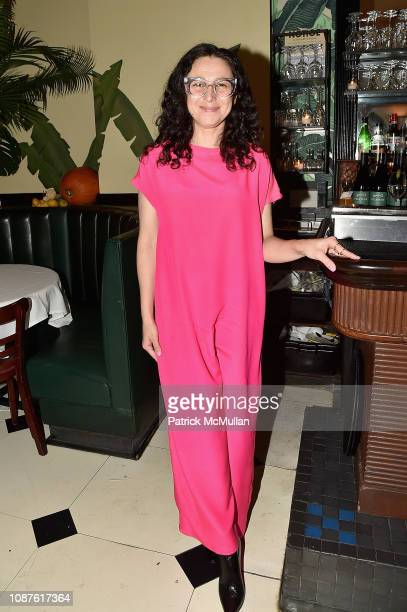 Paola Pivi attends The Andy Warhol Museum's Annual NYC Dinner at Indochine on November 12 2018 in New York City