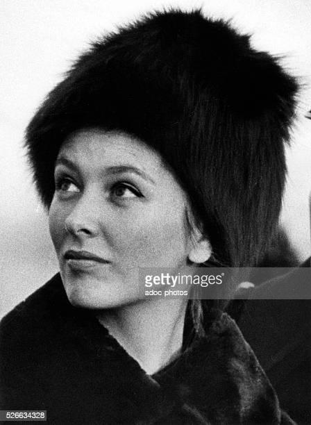 Paola Ruffo di Calabria Princess of Belgium In 1970
