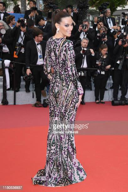 Paola Turani attends the screening of La Belle Epoque during the 72nd annual Cannes Film Festival on May 20 2019 in Cannes France
