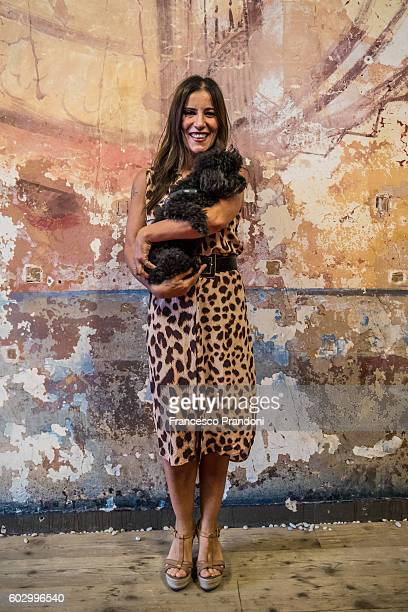 2ce7878f7db Paola Turci at red carpet of  Heart Of A Dog  Screening at Teatro Parenti