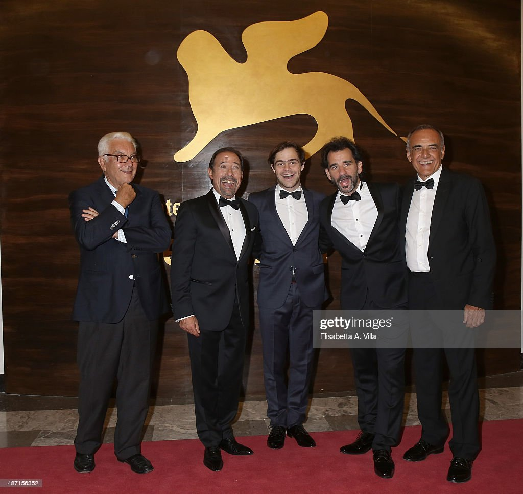 'El Clan' Premiere - 72nd Venice Film Festival