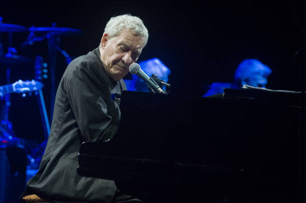 FRA: Paolo Conte Performs At L'Olympia
