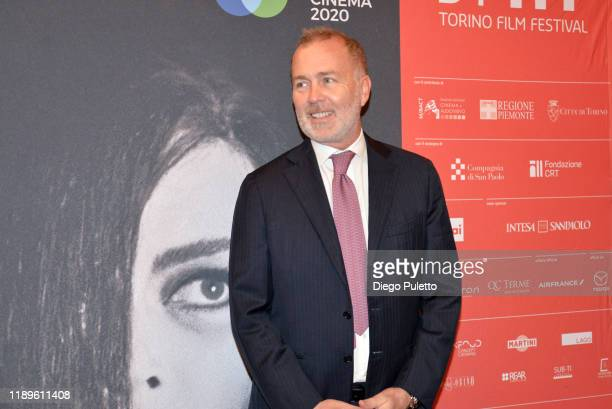 Paolo Damilano attends the Opening Ceremony for the 37th Torino Film Festival on November 22, 2019 in Turin, Italy.