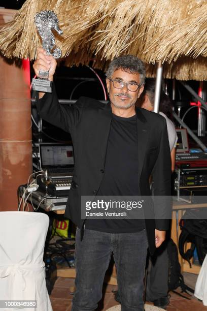 Paolo Genovese attends 2018 Ischia Global Film Music Fest on July 16 2018 in Ischia Italy