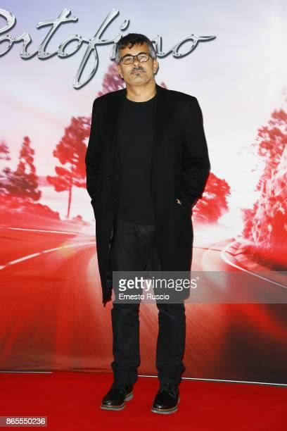 Paolo Genovese attends the Ferrari Portofino premiere at Roma Convention Center La Nuvola on October 23 2017 in Rome Italy