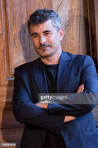 Paolo Genovese attends the Globi D'Oro 2016 Awards Ceremony on June 9 2016 in Rome Italy