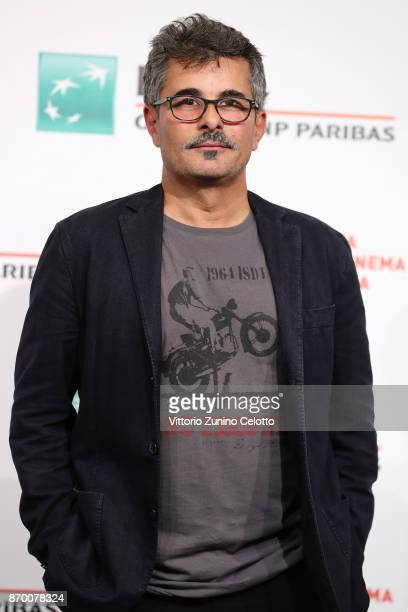 Paolo Genovese attends 'The Place' photocall during the 12th Rome Film Fest at Auditorium Parco Della Musica on November 4 2017 in Rome Italy