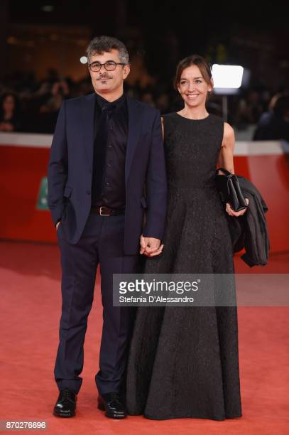 Paolo Genovese walks a red carpet for 'The Place' during the 12th Rome Film Fest at Auditorium Parco Della Musica on November 4 2017 in Rome Italy