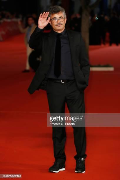 Paolo Genovese walks the red carpet ahead of the Il Vizio Della Speranza screening during the 13th Rome Film Fest at Auditorium Parco Della Musica on...