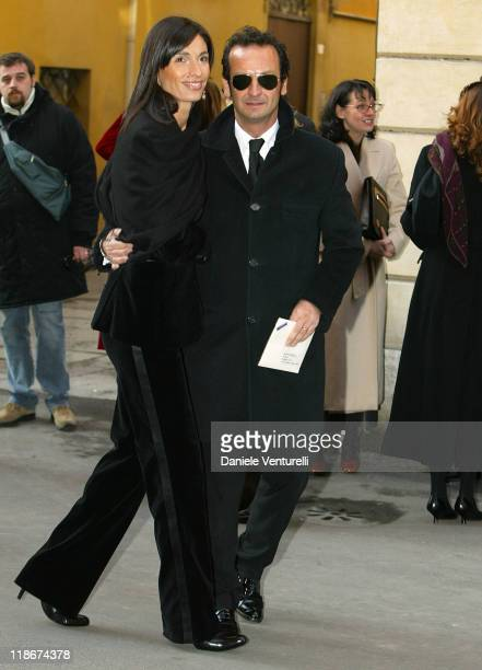 Paolo Gerani and wife