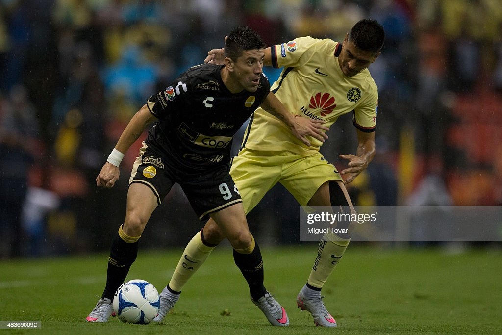America v Dorados - Apertura 2015 Liga MX