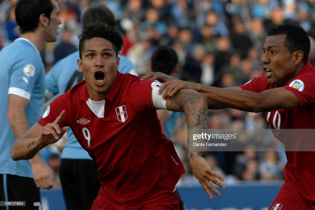 Uruguay v Peru - South America Qualifiers