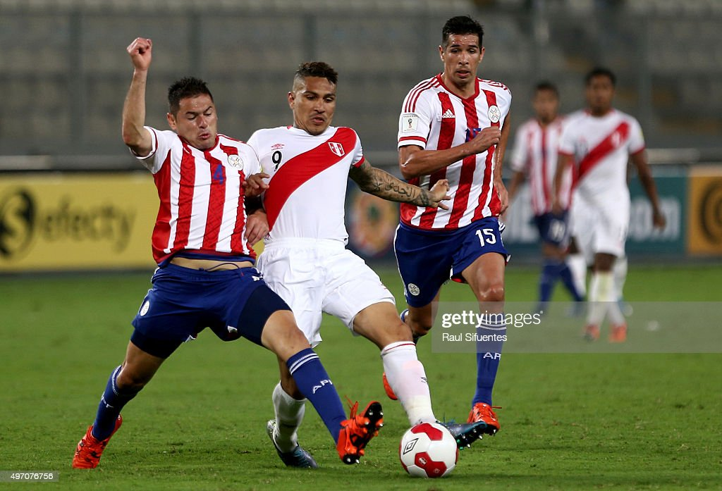 Peru v Paraguay - FIFA 2018 World Cup Qualifiers