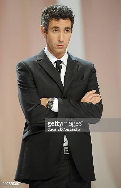 Paolo Kessisoglu attends  Le Iene  Italian TV Show held at Mediaset Studios  on March.   9f562b85d1f