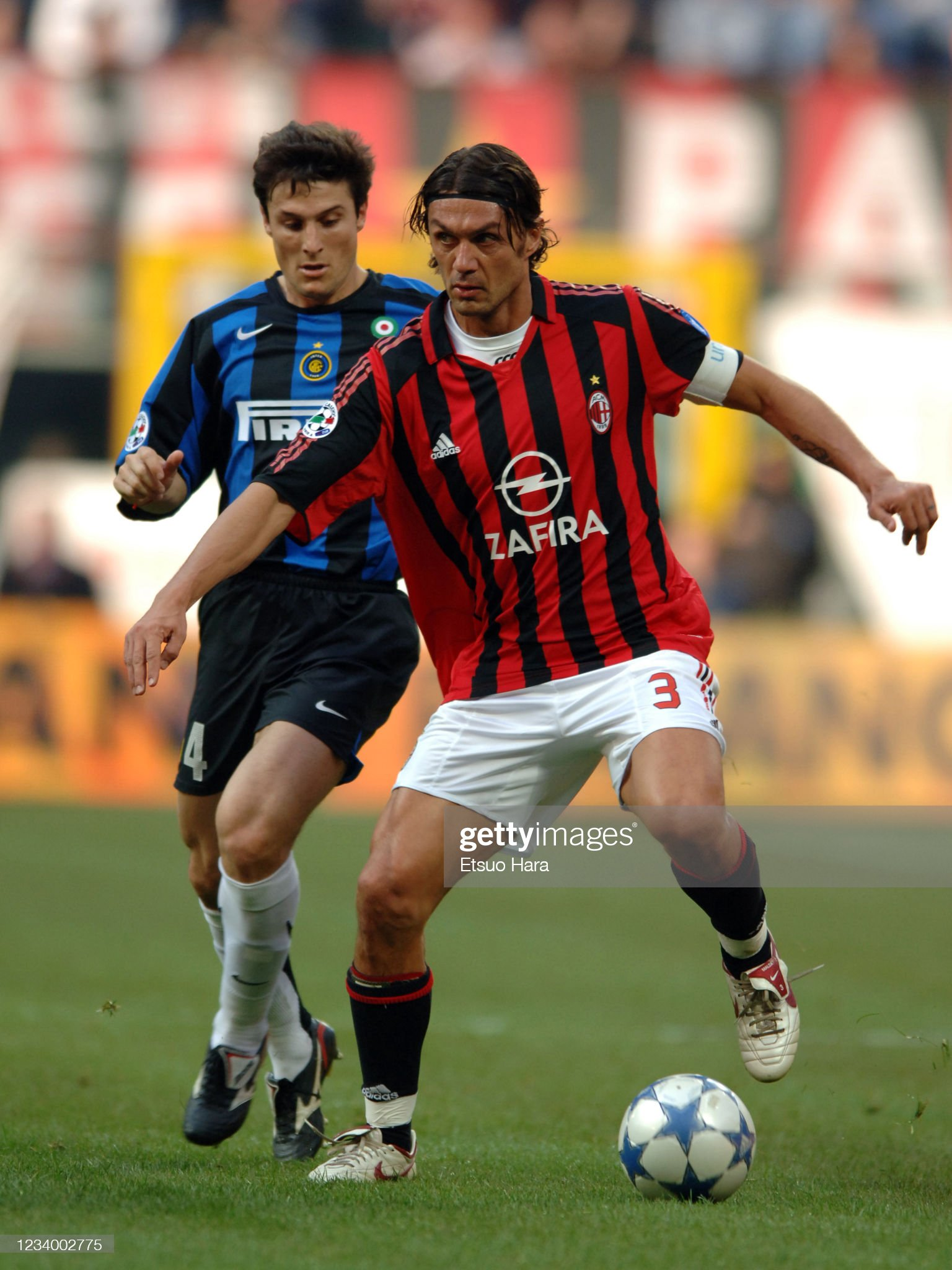 AC Milan v Inter Milan - Serie A : News Photo