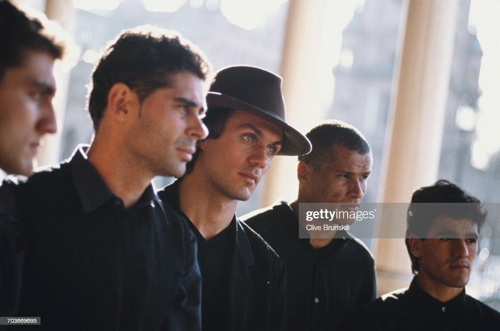 Paolo Maldini : ニュース写真