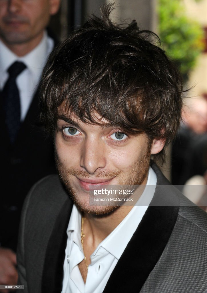 Paolo Nutini attends the Ivor Novello Awards at Grosvenor House, on May 20, 2010 in London, England.