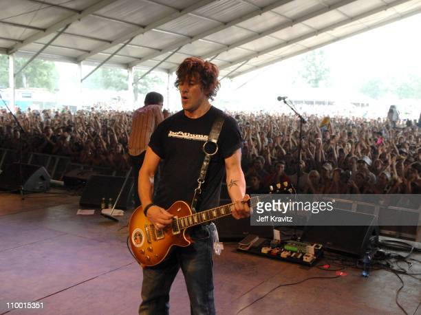 Paolo Nutini during Bonnaroo 2007 Day 1 Paolo Nutini at That Tent in Manchester Tennessee United States