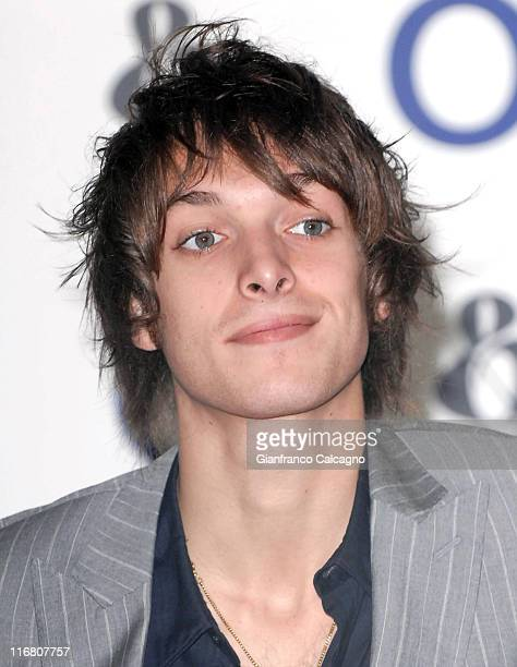 Paolo Nutini during O2 Silver Clef Luncheon 2007 Arrivals at Park Lane Hilton in London United Kingdom
