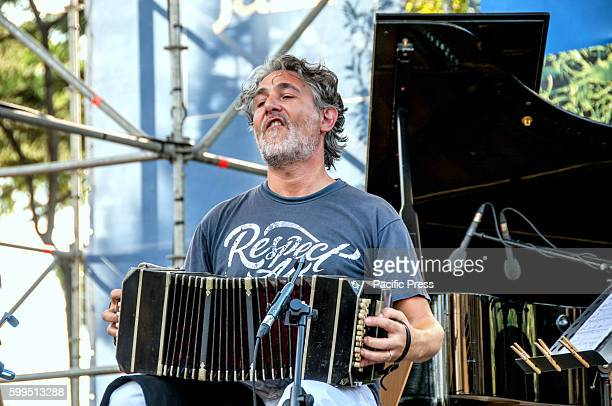 Paolo Russo Duo per bandoneon performed during the Italian jazz in solidarity with Amatrice and other areas hit by the earthquake The aim of the...