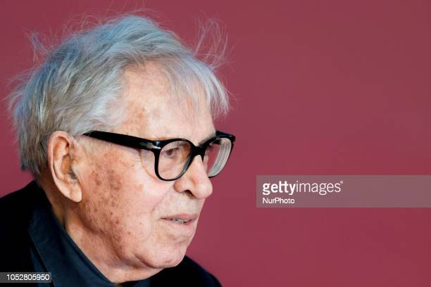 Paolo Taviani walks the red carpet during the 13th Rome Film Fest at Auditorium Parco Della Musica on October 22 2018 in Rome Italy