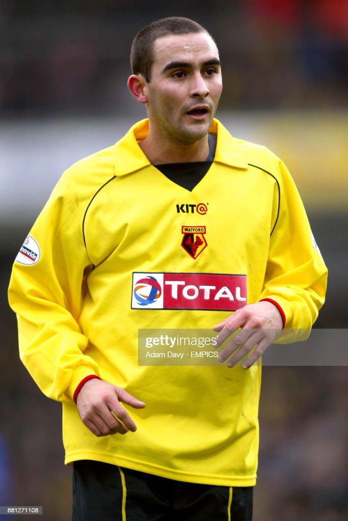 Paolo Vernazza, Watford
