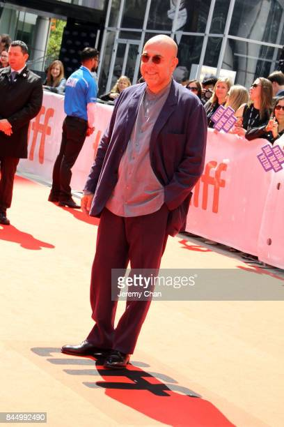 Paolo Virzi attends The Leisure Seeker premiere during the 2017 Toronto International Film Festival at Roy Thomson Hall on September 9 2017 in...