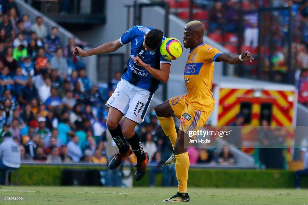 Queretaro v Tigres UANL - Torneo Clausura 2018 Liga MX