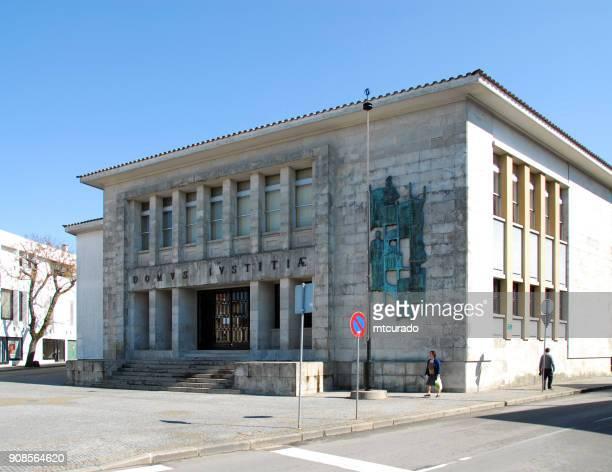 Paços de Ferreira courthouse, Portugal