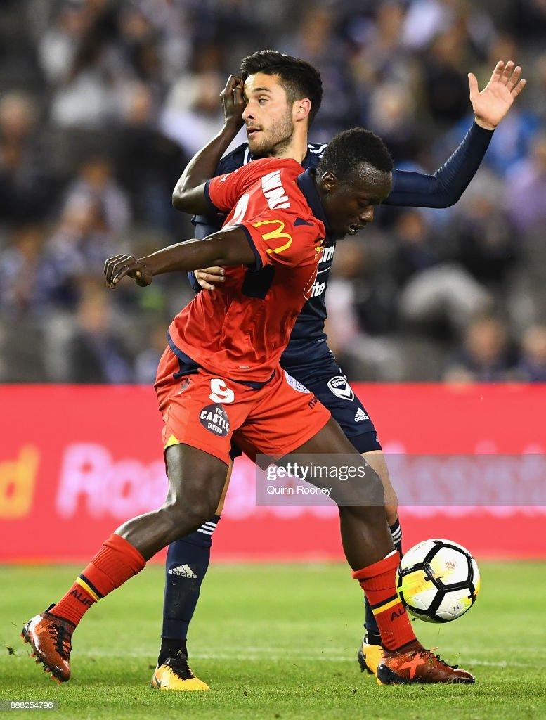A-League Rd 10 - Melbourne v Adelaide