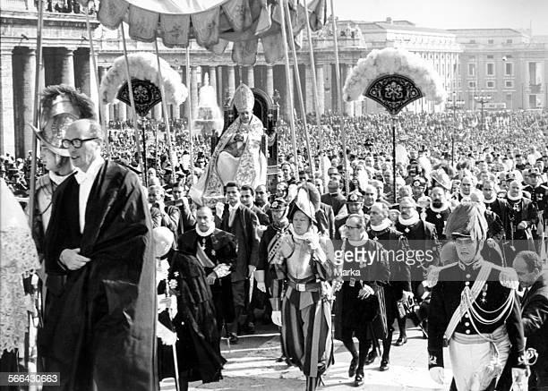 Papa Giovanni Xxiii Concilio Vaticano Ii 1965