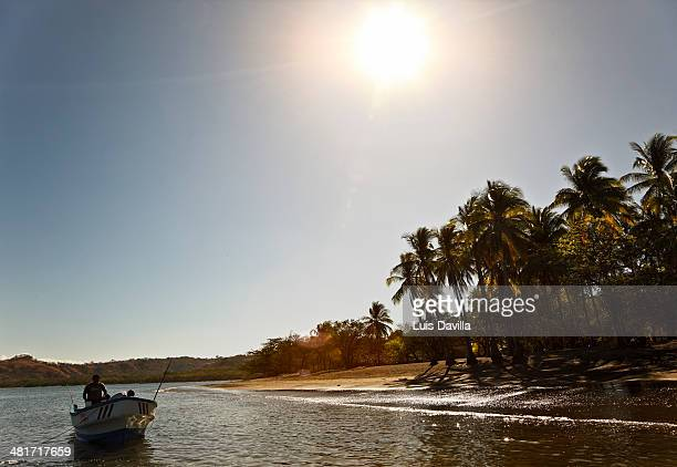 papagayo gulf. costa rica - papagayo guanacaste fotografías e imágenes de stock