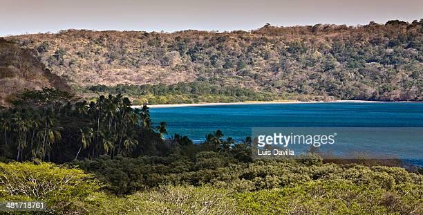 papagayo point. costa rica - papagayo guanacaste fotografías e imágenes de stock