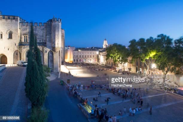 Papal palace, Avignon
