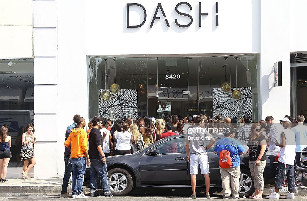 The End of DASH: The Kardashians Are Closing All Dash Stores
