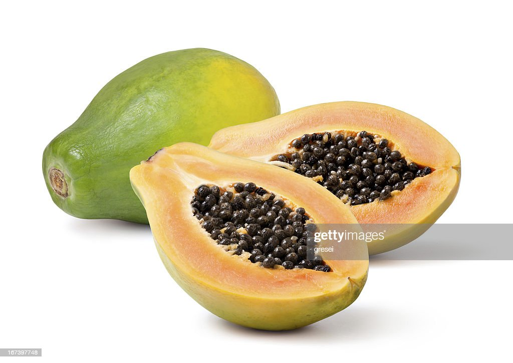 papaya : Stock Photo
