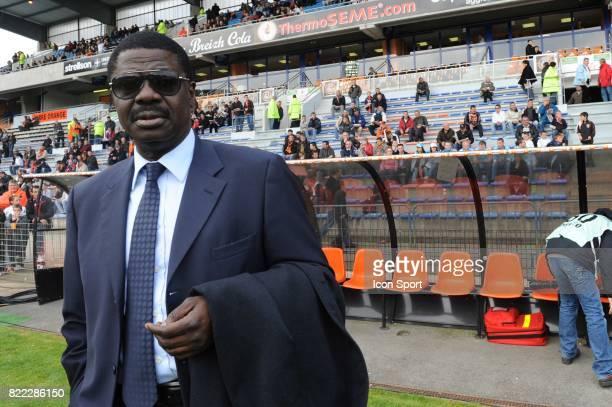 Pape DIOUF Lorient / Marseille 32 eme journee de Ligue 2 Stade Yves Allainmat Lorient